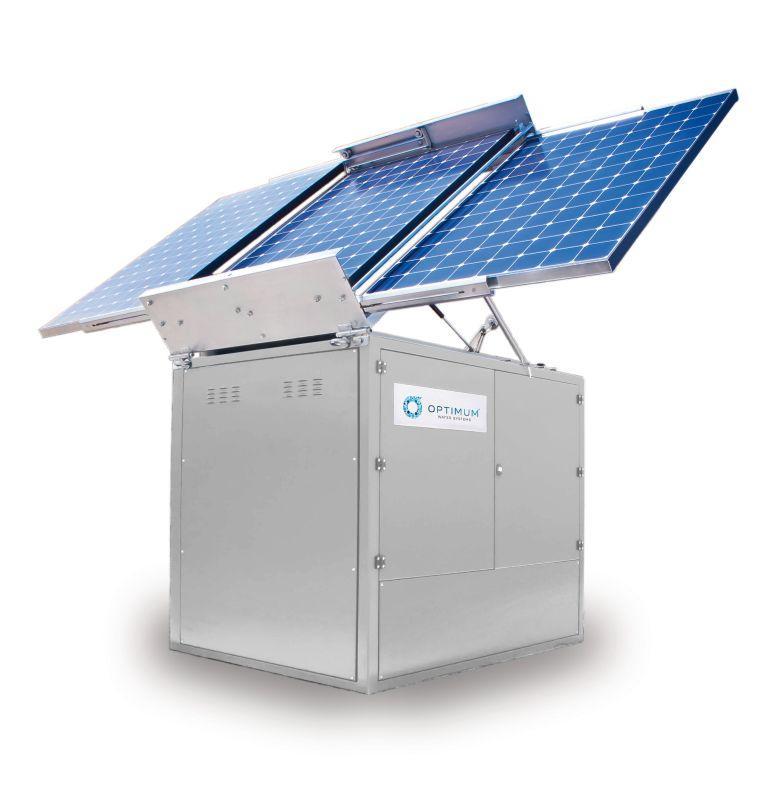 Catalogue des unit s de traitement int gr es optimum water systems - Kit filtration eau potable ...